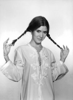 "Carrie Fisher October 21, 1956 in:	Burbank Junction, CA (United States) Sun: 	28°26' Libra	AS: 	27°15' Capricorn Moon:	25°04' Taurus	MC: 	16°40' Scorpio Dominants: 	Virgo, Libra, Taurus Moon, Saturn, Pluto Houses 8, 4, 9 / Earth, Water / Mutable Chinese Astrology: 	Fire Monkey Numerology: 	Birthpath 7 Height: 	Carrie Fisher is 5' 1"" (1m55) tall"
