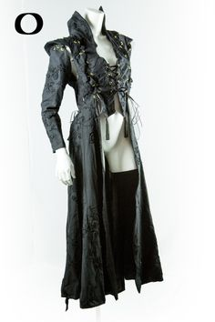 Sorceress Coat by Verillas - Verillas
