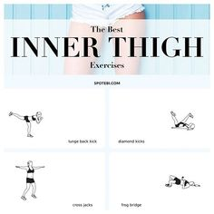 Top 10 INNER THIGH Exercises For Women Get Slim Tighthellip