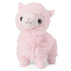 Warmies Heatable Scented Llama Stuffed Animal, 13