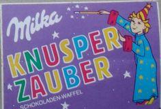 Milka Knusper Zauber 90s Childhood, My Childhood Memories, My Youth, My Past, Growing Up, Kult, 1975, Childhood, Early Childhood