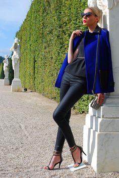 street_style_2012_trends_peplum_blue_dasha_gold_thetrendspotter_