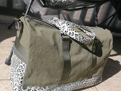 La Nanouch sur Instagram: ✂ Cousette du jour ✂ 😜😜😜🐆🐆🐆 Je kiffe le léopard 🙄🤭 #jeportecequejecouds #handmade #sew #sacotin