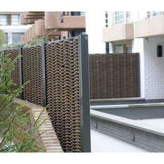 Garden Privacy Screening, Privacy Fence, Polyethylene Fibre, Gate Screens,  Contemporary Decorative, Contemporary Homes, Ideal Humble, Fences  Trellises, ...