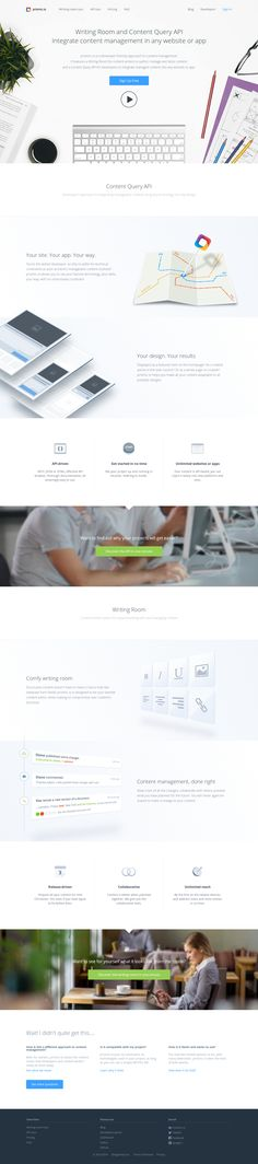 prismic.io website