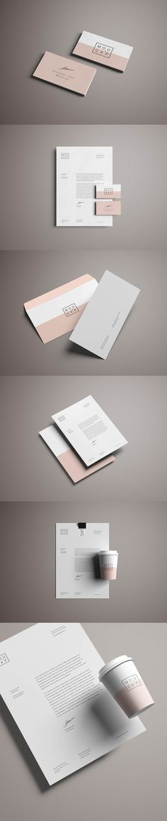Dealjumbo.com — Discounted design bundles with extended license!     Branding Stationery Mockups
