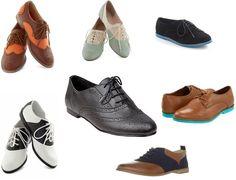 Menswear inspired shoes are a good go-to to balance out your whole look. Business Professional Dress, Professional Wardrobe, Professional Dresses, Dress For Success, Pretty Shoes, Oxfords, Get Dressed, Work Wear, Steve Madden