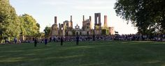 Journées du patrimoine 2012 - Le château du Domaine Royal de Randan France, View Map, Dolores Park, Europe, Places, Travel, Manor Houses, The Mansion, Viajes