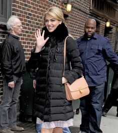 Kate Upton with Celine Classic Box Bag