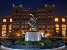 Florida State University - Chief Osceola Statue
