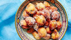 Apple fritters (frittelle di mele) | Hailing from Italy, these irresistible fried balls of appley dough are a guaranteed crowd-pleaser. Serve warm and dusted with sugar.