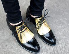 Oxford Schuhe Frauen/schwarz Oxford Schuhe von QandAfashion auf Etsy