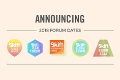 Announcing All 2018 Skift Forum Dates  Skift Take: Today we're prepping for Thanksgiving by showing our appreciation for our Skift fans by treating you all to a surprise  We're announcing the dates for our 2018 Forums!   Rafat Ali  Today in the U.S. the Skift team is getting excited to celebrate Thanksgiving with their friends and family but before we left the office for the week we wanted to do something to show you our Skift fans how thankful we are for your unwavering support.  Thats why…