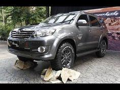 2014 All New Toyota Fortuner 4x4 Diesel VN Turbo