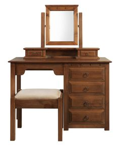 Handmade Dressing Table From Revival Beds  http://www.periodideas.com/handmade-dressing-table-from-revival-beds
