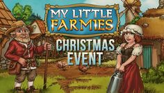 For a limited time in My Little Farmies you can collect exclusive Christmas Baubles as well as the North Pole. In addition some other great Prizes that you should keep an eye on. Christmas event...