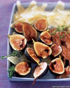 Figs and Prosciutto Recipe