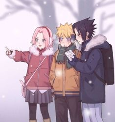 Naruto Uzumaki Shippuden, Naruto Kakashi, Naruto Team 7, Boruto, Naruto Fan Art, Anime Naruto, Kid Naruto, Sakura E Sasuke, Naruto Sasuke Sakura