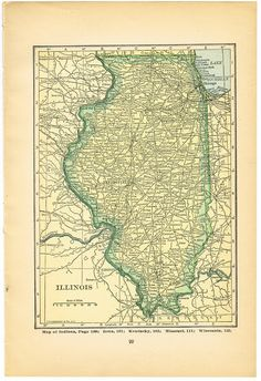 Antique Graphics Wednesday - 1900's Maps of the World