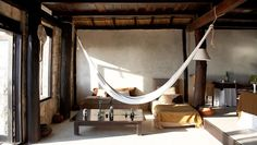 Overall feel, floor uprise, hammock, casual seats.. (Coqui Coqui Hotels & Spa, Mexico)