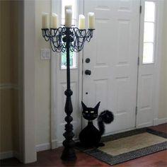 Home-Dzine - How to - Make a candelabra