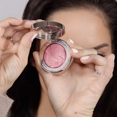 WEBSTA @ chloemorello - Current favourite blush! @ciatelondon's new glo-to illuminating blush! Prettiest blush I've ever seen, this one is called 'baby doll' but I've yet to try on the other shades. I love love love the packaging and formula.  The brush I used is the @gossmakeupartist 02 brush which I bought on @beautylish! #ciatelondon