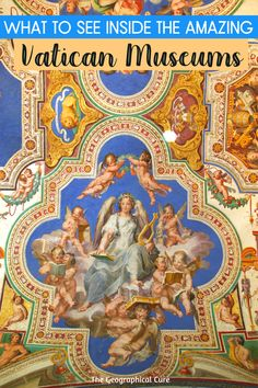 Rome Travel, Italy Travel, School Of Athens, Sistine Chapel Ceiling, Museum Guide, Day Trips From Rome, The Transfiguration, Baroque Art