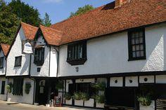 Exterior of the Main Inn