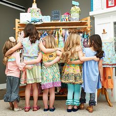 Take a look at the Matilda Jane Clothing event on zulily today!