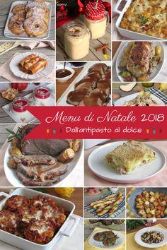 Menu Di Natale Cenone.12 Fantastiche Immagini Su Cenone Di Capodanno Party Buffet E