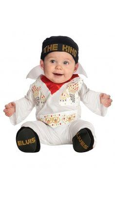 Costume The King Elvis© - Bébé