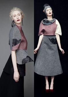 raffaele ascioneis a london based fashion designer