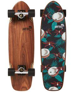 Coco's Nuts Cruiser - OBfive Skateboards