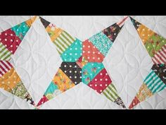 Want A Pattern That Jumps Off The Quilt? Try The Firecracker Pattern! – Crafty…