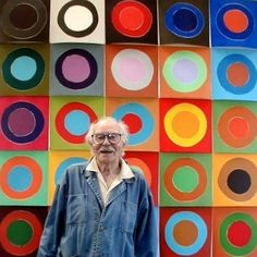 Terry Frost Exhibition @ Leeds City Art Gallery, GO SEE IT! Fantastic work created by a fantastic man! Sonia Delaunay, Artist Art, Artist At Work, Nadir Afonso, Post Painterly Abstraction, Mobile Art, Abstract Painters, Abstract Art, English Artists