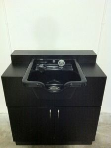Portable Shampoo Sink Hot U0026 Cold Water