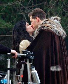 Once Upon A Time - Season 3 - Set Photos - 26th November (1)