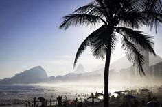 Rio's Most Beautiful Beaches: Copacabana