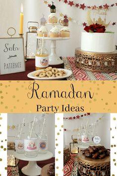 Ramadan, Ramadan Party Ideas, Ramadan party décor, Eid, Eid Party, Ramadan Topper, Ramadan Iftar, Iftar Party ideas, Ramadan décor, Ramadan decorations