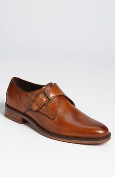 Cole Haan 'Air Madison' Monk Strap Shoe