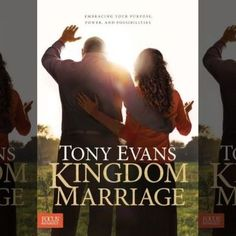 """Read """"Kingdom Marriage Connecting God's Purpose with Your Pleasure"""" by Tony Evans available from Rakuten Kobo. What happens when a kingdom man marries a kingdom woman? Kingdom Marriage: Connecting God's Purpose with Your Pleasure h. Saving Your Marriage, Save My Marriage, Happy Marriage, Marriage Advice, Relationship Tips, Broken Marriage, Marriage Goals, Relationships, Marriage Devotional"""