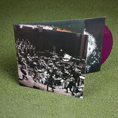 Mad Season / Seattle Symphony's, Sonic Evolution, is now available on limited edition translucent purple vinyl in the Shop at PearlJam.com #PearlJam #MadSeason #Vinyl