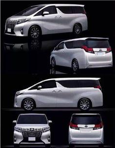 【11/16更新】全姿&内装画像発見!これがトヨタの新生「アルファード/ヴェルファイア」|生まれ変わる新型車たち T.Tのブログ