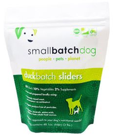"""Smallbatch Pets Dog Food Recall of March 2016 