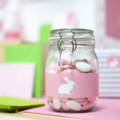 Deze roze decoratiewrappers maken je buffettafel af! #communie #babyborrel #wrapper #party #beaublue