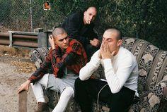 fear-of-god-los-angeles-0001 — Postimage.org Skinhead Fashion, Mens Fashion, Skinhead Style, Skinhead Men, Street Fashion, Men Street, Street Wear, Trending Today, Black Bomber Jacket