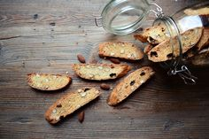 Biscotti for breakfast? Sounds delicious!