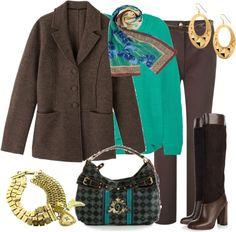 Outfits de Moda ...Me Tomo Cinco Minutos: Formal