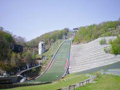 大倉山ジャンプ競技場は札幌市、北海道にあります