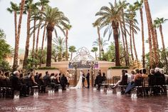Las Vegas Wedding Venue Officiant Angie From Peachy Keen Unions Photo Stephen